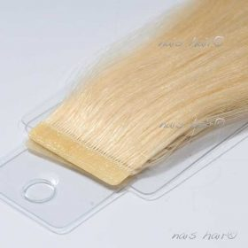 Tape Hair Extensions #613 (Bleach Blonde)