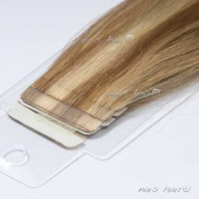 Tape Hair Extensions #8/613 (Mixed)