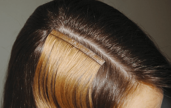 Relax Tape Hair Extensions