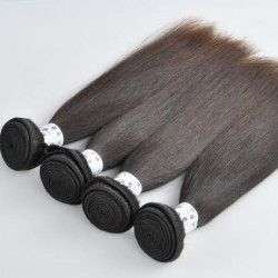 virgin hair weft-ST-2