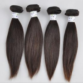 virgin hair weft-ST-3