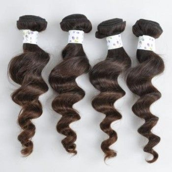 virgin hair weft-culy-1
