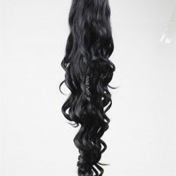 2.claw clip ponytails hair pieces-SP-918A #1(1)