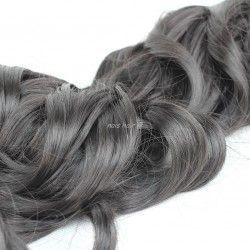 3.claw clip ponytails hair pieces-SP-918A #2(3)