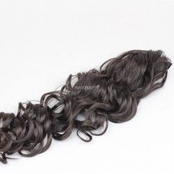 5.claw clip ponytails hair pieces-SP-918A #4(2)